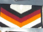 NATIVE AMERICAN POTTERY American Indian Blanket/Rug RUG